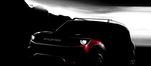 Ford B Suv annunciato entro la fine del 2019 - motorbox.com
