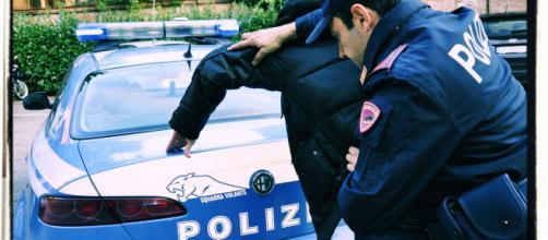 Un giovane italo-inglese è stato arrestato dalla Polizia (immagine di repertorio)