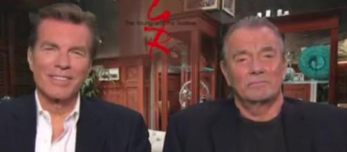 Jack and Bictor share memories of Neil. (Image Source: Entertainment News-YouTube.