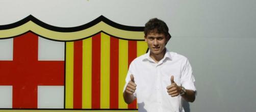 Keirrison chegou a jogar no Barcelona (Arquivo Blasting News).