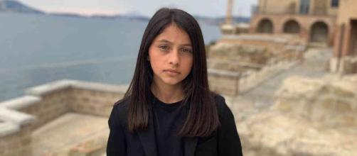 Ludovica Nasti, la giovane attrice protagonista de l'amica geniale