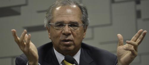 Paulo Guedes participa de Comissão de Constituição e Justiça na Câmara. (Arquivo Blasting News)