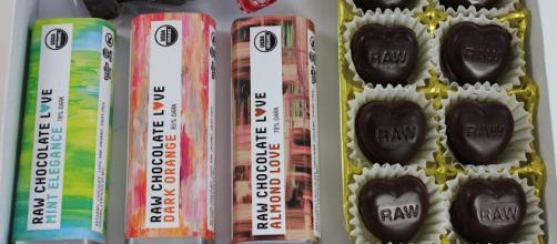 Raw Chocolate Love is a company established by chocolate chef master Shimon Pinhas. / Image via Shimon Pinhas, used with permission.