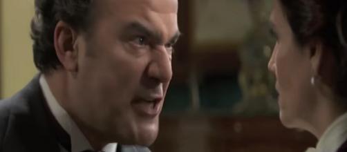 Spoiler Una Vita: Arturo scopre che Silvia ha mentito sulle sue origini