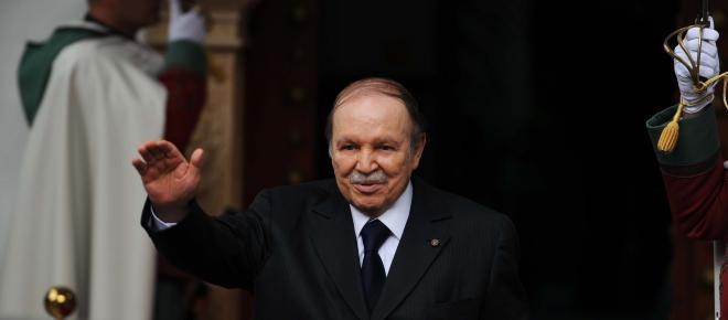 Algérie : Démission du président Abdelaziz Bouteflika
