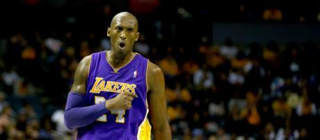 Kobe Bryant completa esse ano 40 anos de idade. (Arquivo Blasting News)