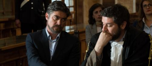 Cinema, Riccardo Scamarcio è il protagonista di 'Non sono un assassino' | movieplayer.it