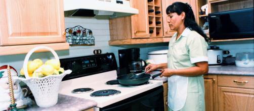 Gobierno de México reconoce derechos de las trabajadoras del hogar.