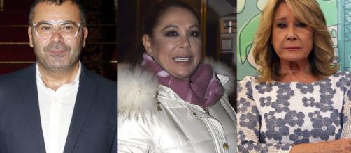 Jorge Javier Vázquez y Mila Ximénez hablan claro sobre Isabel Pantoja