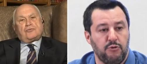 L'ex magistrato Nordio sta con Salvini sulla nuova legittima difesa.