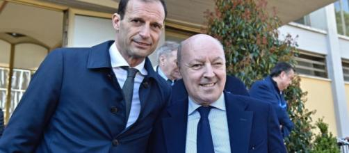 Marotta vuole Allegri all'Inter (RUMORS)