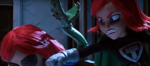 On May 9, Titanium Lex will come face to face with her inner bug demons. - Image - YouTube/Sony Crackle