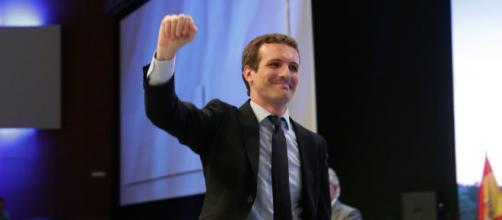 Pablo Casado, ha logrado los peores resultados del PP en décadas