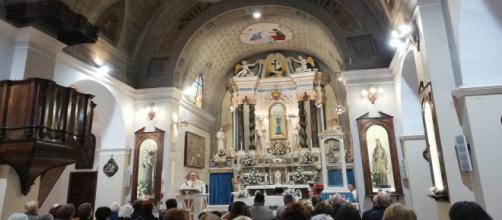 Sorso, santuario della Madonna Noli Me Tollere