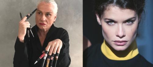 Vera Holtz (Reprodução/Instagram/@veraholtz) e Alinne Moraes (Reprodução/Instagram/@alinnemoraes)