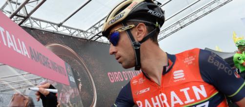 Vincenzo Nibali, uno dei protagonisti più attesi del Giro