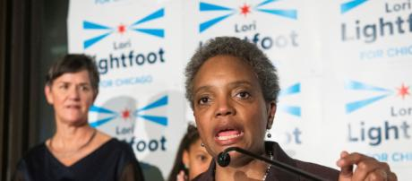 Chicago mayor's race: 2 candidates look to be first black female mayor - usatoday.com
