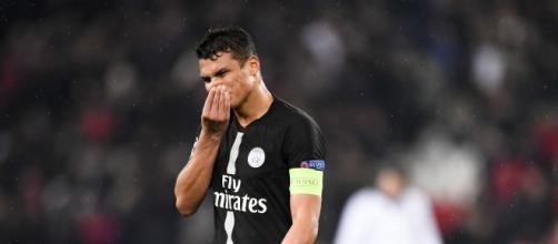 Capitaine abandonné, Thiago Silva présente ses «excuses» aux ... - lefigaro.fr
