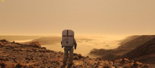 Arrivare su Marte è il nuovo obiettivo della Nasa.