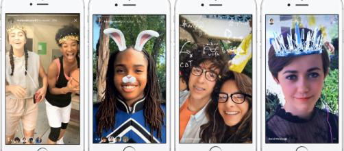 Instagram rolls out selfie filters, rewind option for videos ... - idownloadblog.com