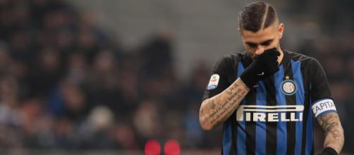 Inter, ancora dubbi sul futuro di Icardi.