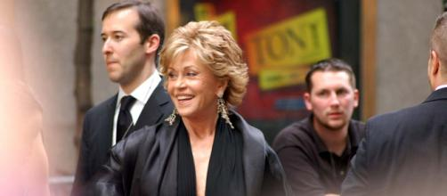 Jane Fonda has become the oldest Vogue cover star at 81. [Image Rob Young/Flickr]