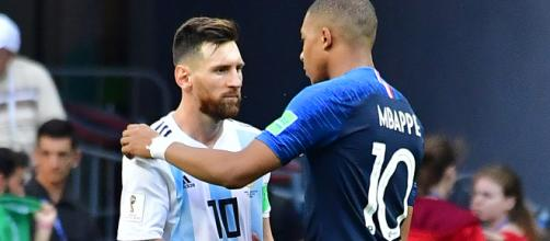Messi et Mbappé se disputent le soulier d'or