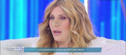 Paola Caruso rivede la mamma biologica