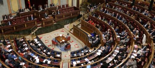 PSOE logra sacar adelante los presupuestos con el apoyo del PNV