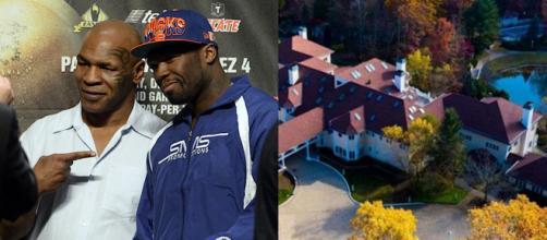 Tyson, Jackson e la villa che il primo ha venduto al secondo.