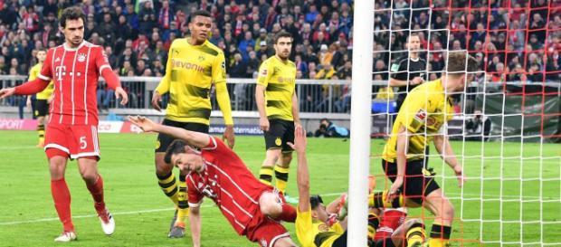 Borussia Dortmund gegen FC Bayern München am 10.11.18: Wett Tipps - fussball.com