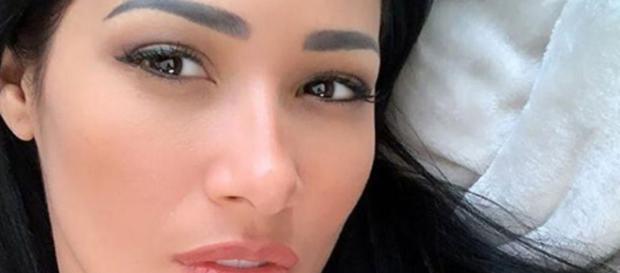Cantora Simaria demonstra preocupação com saúde de irmã. (Reprodução/Instagram/@simaria)