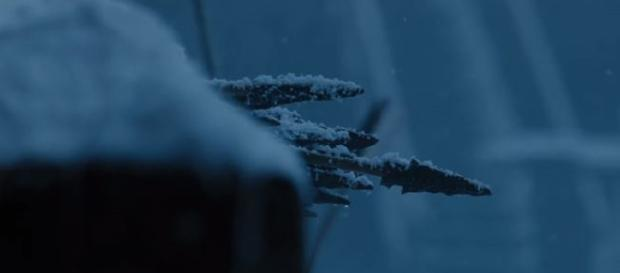 Dragonglass is the secret weapon against the Night King. Photo: screencap via GameofThrones/ YouTube