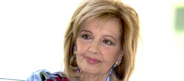 El contrato de María Teresa Campos con Telecinco finaliza en marzo ... - elespanol.com