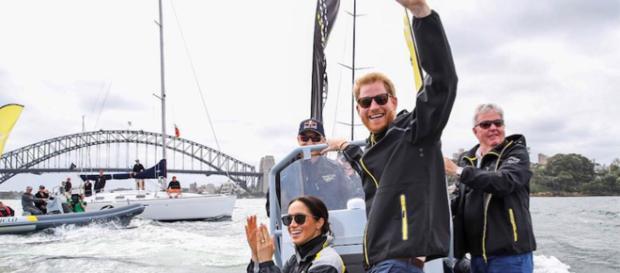 El Príncipe Harry y Meghan Markle rompen un récord Guinness en Instagram