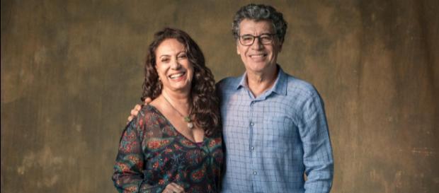 Ex-casal unido na nova trama das 18h da Globo. (Arquivo Blasting News)