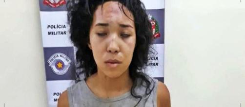 A suspeita confessou o assassinato do próprio irmão (Divulgação/PMSP)