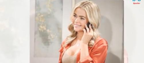Denise Richards joins B&B as Shauna who is buddies with Quinn. [Source: B&B spoilers-YouTube]