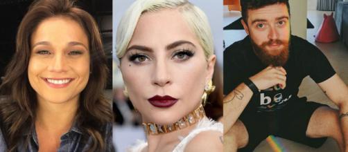 Celebridades declararam publicamente serem LGBT. (Reprodução/Instagram)