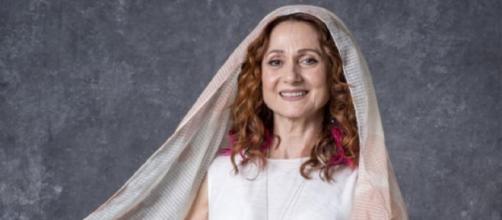 Espírito de Milu flagra relação entre Maltoni e Elisa. (Divulgação/Rede Globo)