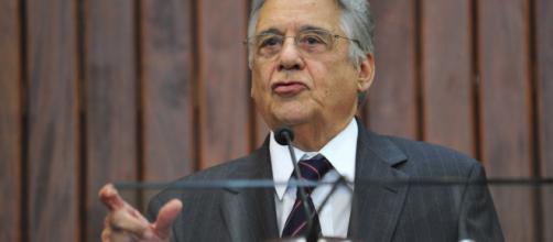 FHC faz comentário sobre governo Bolsonaro. (Arquivo Blasting News)
