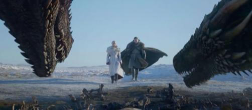 GOT sofre mudanças em sua abertura na oitava temporada (Divulgação/HBO)