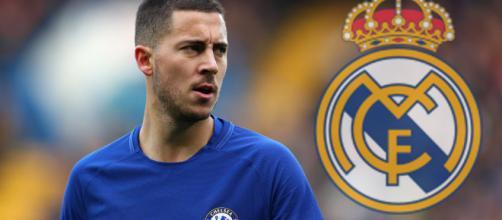 Liga - Le Real Madrid va faire venir Eden Hazard ... - goal.com