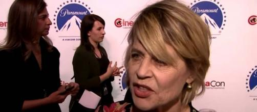 "Linda Hamilton is reprising her role of Sarah Connor in ""Terminator: Dark Fate"" [Image Associated Press/YouTube]"