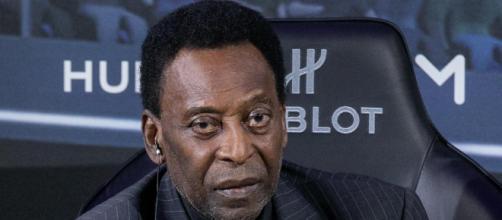 Pelé sofre por ter apenas um rim. (Arquivo Blasting News)