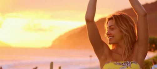 Raíssa Naves anuncia gravides em seu Instagram. (Divulgação/Instagram/@raissanaves)