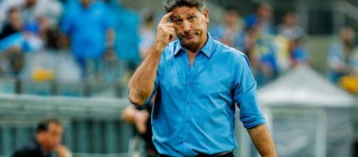 Renato Gaúcho teceu críticas ao comportamento da equipe. (Arquivo Blasting News)