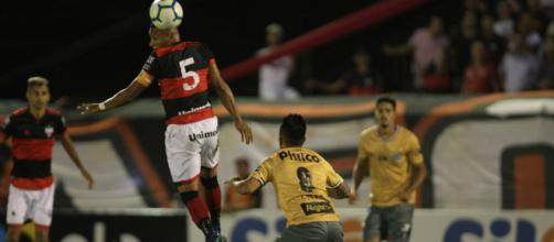 Santos perde para o Atlético-GO pela Copa do Brasil. (Arquivo Blasting News)