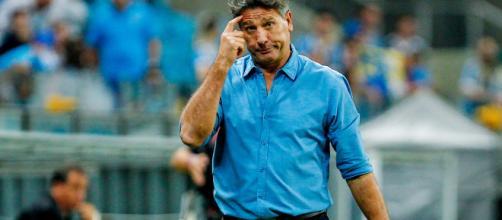 Técnico do Grêmio admite a atuação abaixo do esperado. (Arquivo Blasting News)