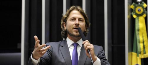 Zeca Dirceu protagoniza polêmica com ministro Paulo Guedes. (Reprodução/Luis Macedo/Câmara dos Deputados)